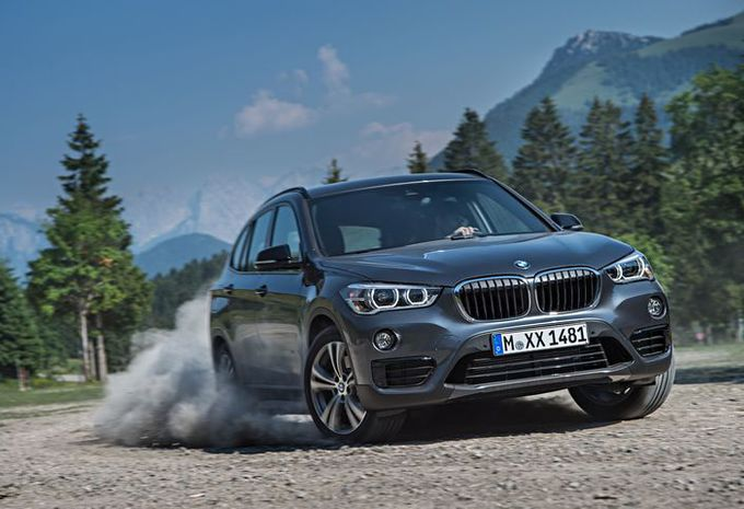 La BMW X1 sera aussi construite aux Pays-Bas #1