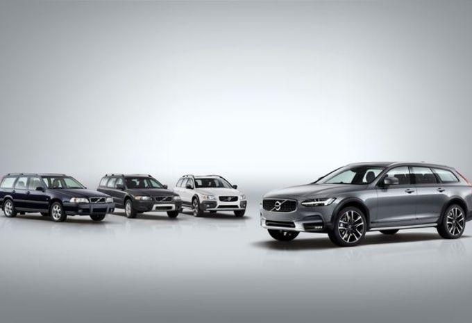 Volvo : 20 ans de transmission intégrale #1