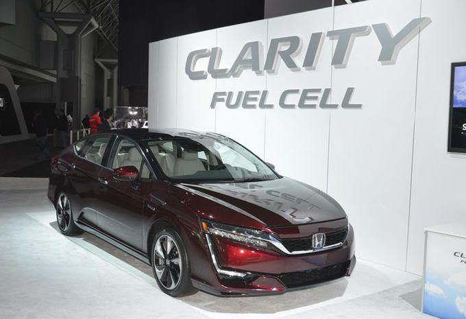 GM et Honda ensemble pour produire des piles à combustible #1