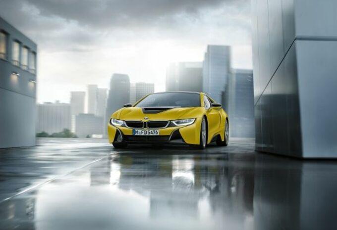 BMW : deux nouvelles séries spéciales pour l'i8  #1