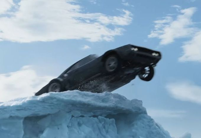 Here's Where The Ice Charger From Fate Of The Furious Is Now