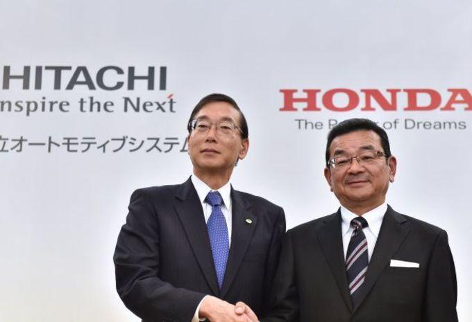 Association de Honda et Hitachi pour des moteurs électriques #1