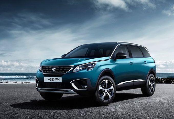Peugeot 5008: eerste leveringen uitgesteld #1