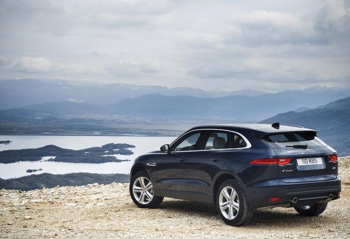 Vernieuwde motoren en andere updates voor Jaguar XE, XF en F-Pace