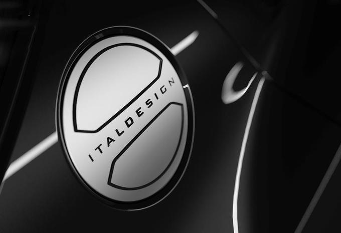 Italdesign Automobili Speciali stelt in Genève zijn eerste model voor #3