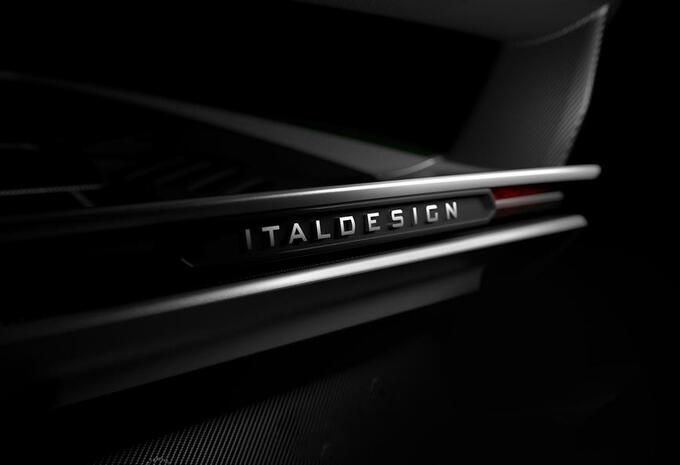 Italdesign Automobili Speciali stelt in Genève zijn eerste model voor #4