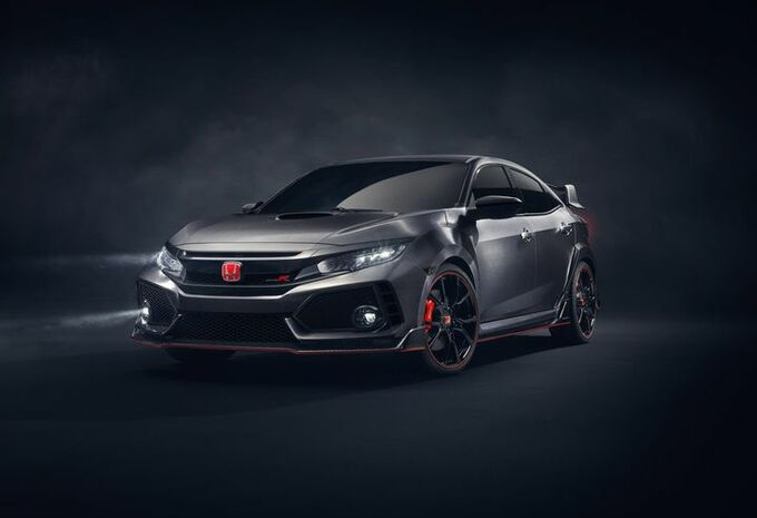 Honda : la Civic Type R en vedette à Genève  #1