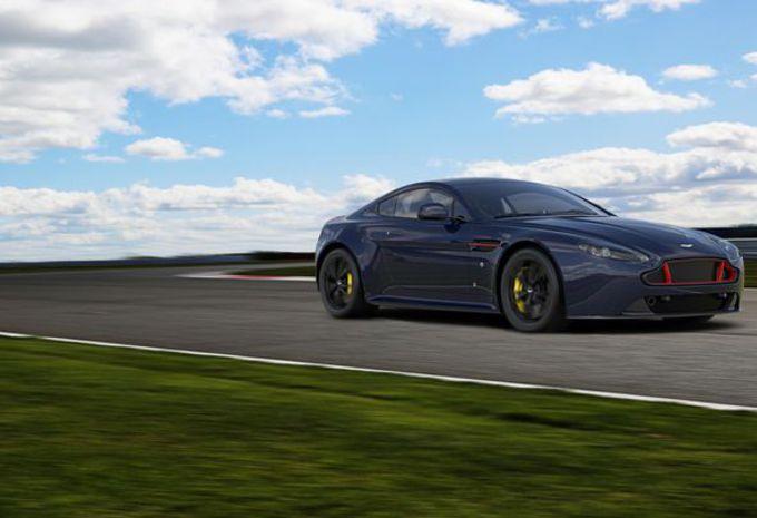 Aston Martin Vantage S Red Bull Racing : sceller le partenariat #1