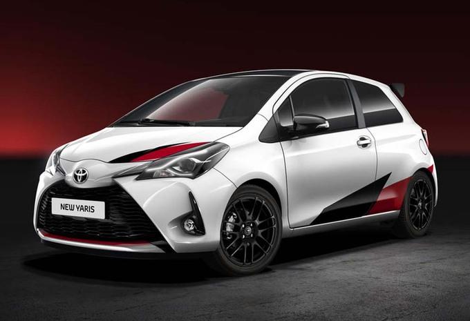 Toyota Yaris GRMN : turbo avec 207 ch #1