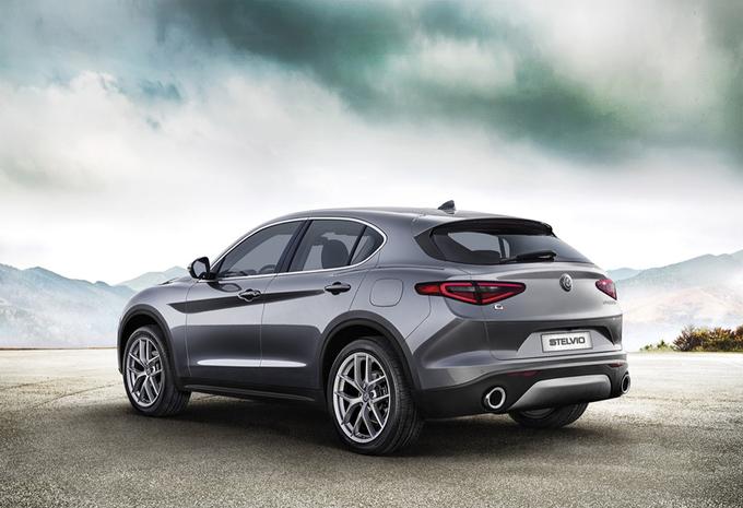 Alfa Romeo Stelvio Motoren Specs Prijzen Autowereld