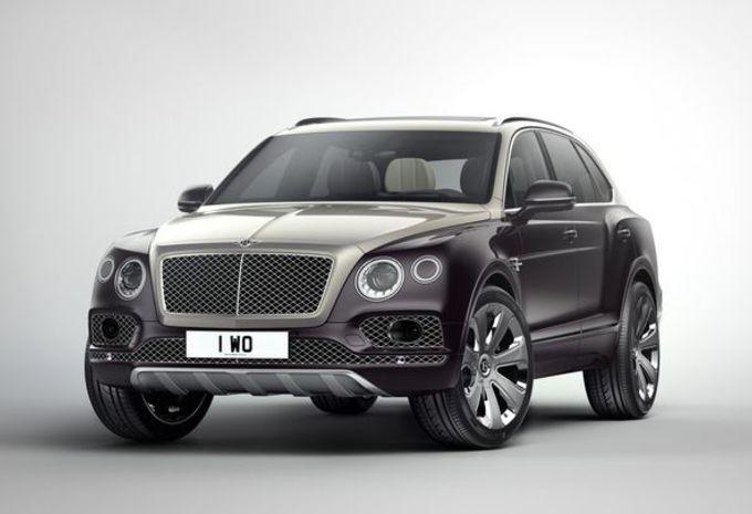 Bentley Bentayga Mulliner : encore plus de luxe #1