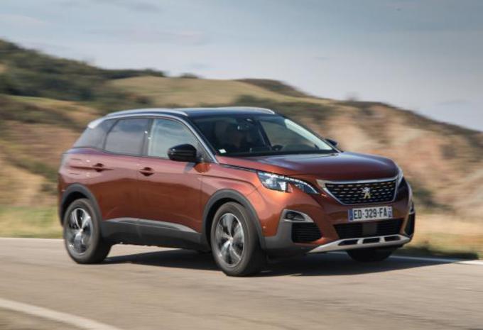 Voiture de l'année 2017 : Peugeot 3008 #1