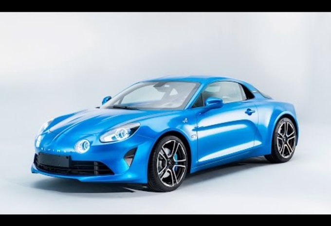 nouveau mod le images et vid o nouvelle alpine a110 moniteur automobile. Black Bedroom Furniture Sets. Home Design Ideas