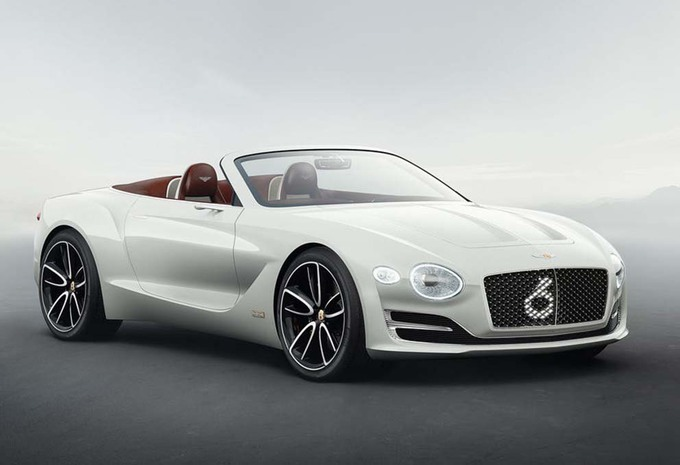 Bentley EXP12 Speed 6e roadster : sculpture électrisante ! #1