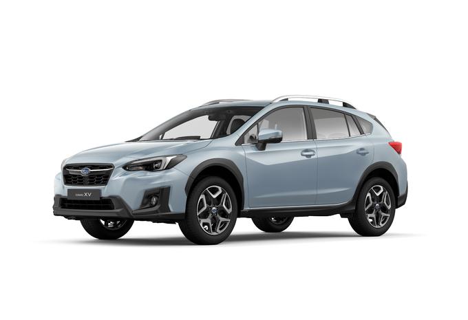 Subaru pronkt met nieuwe XV #1