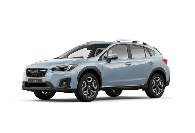 Subaru XV : le même, en mieux ! #1