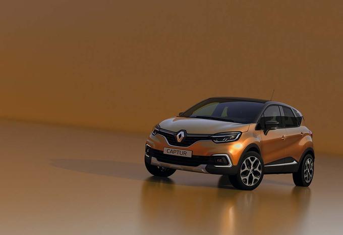 Renault Captur: modeljaar 2017 met meer charisma #1
