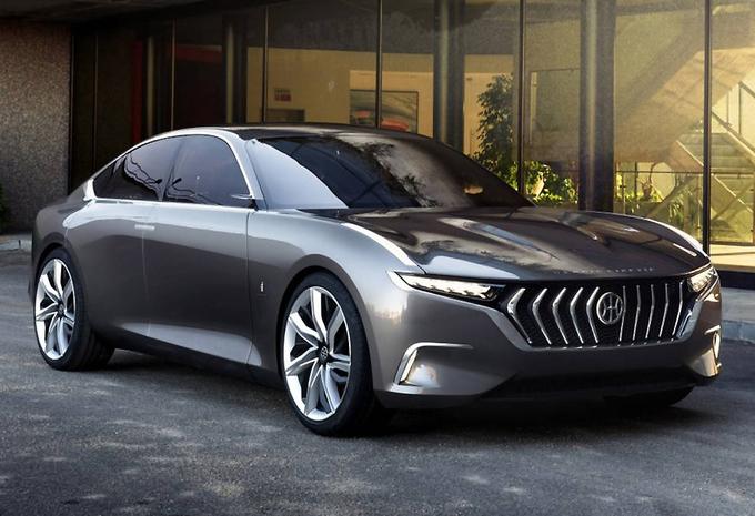 Pininfarina H600 : mille bornes d'autonomie !   #1