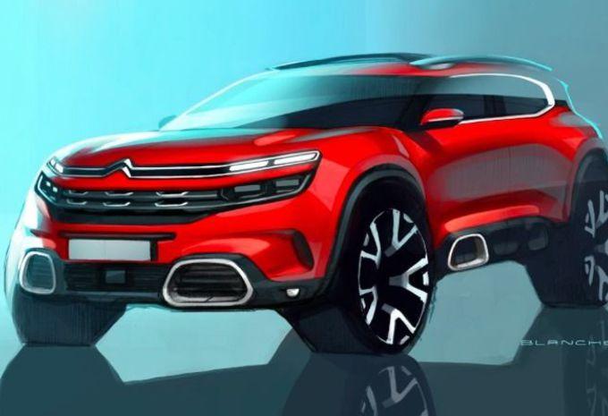 Citroën C5 Aircross : priorité à la Chine  #1