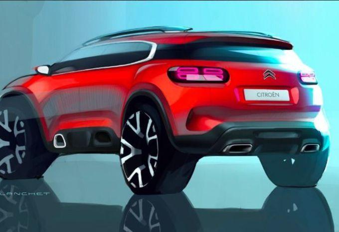 Citroën C5 Aircross : priorité à la Chine  #2
