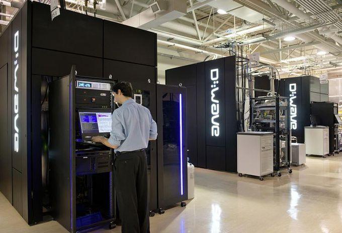 Volkswagen teste l'ordinateur quantique #3