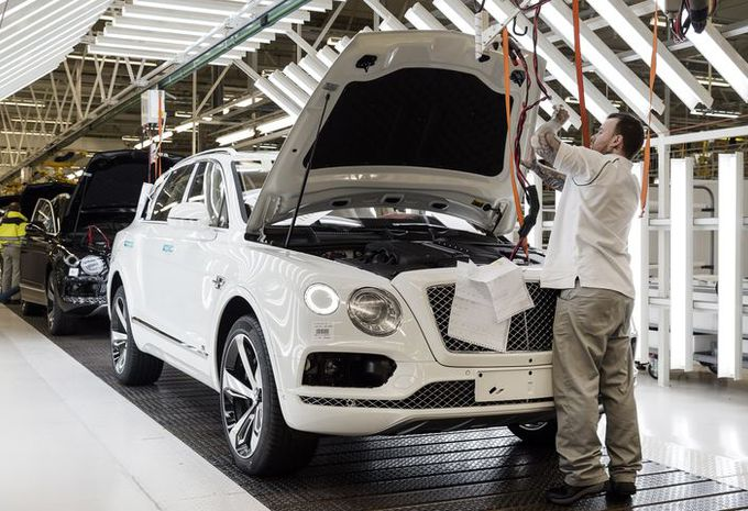 Bentley : production « made in England » incertaine  #1