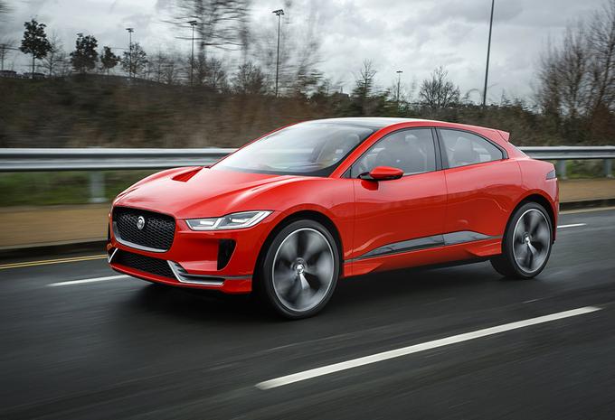 Jaguar I-Pace : déjà en route #1