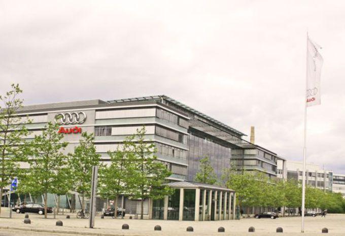 Perquisitions chez Audi en pleine conférence de presse #1