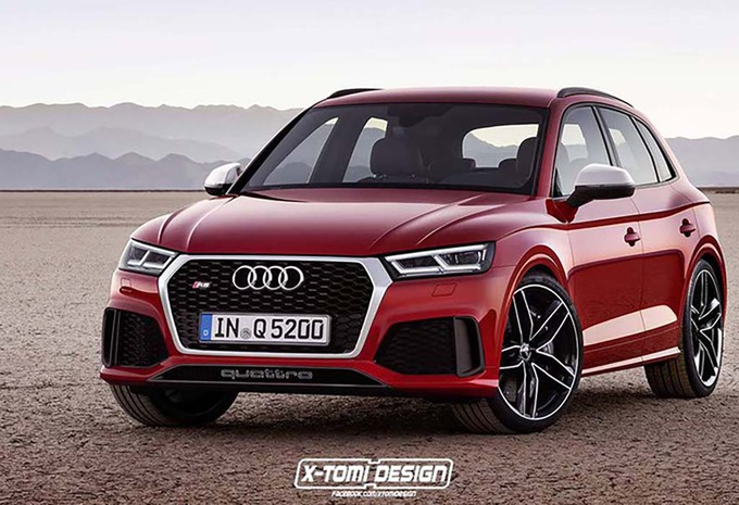 audi sport 8 nouveaux mod les en 2018 moniteur automobile. Black Bedroom Furniture Sets. Home Design Ideas