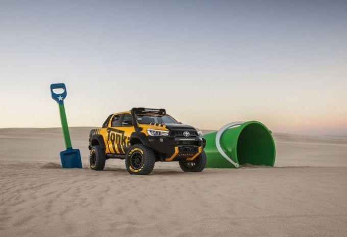 Toyota HiLux Tonka Concept : souvenirs d'enfance #1