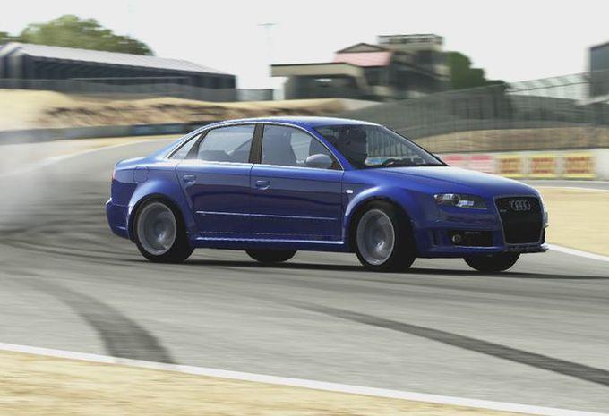 Pas de mode Drift pour les futures Audi Quattro #1