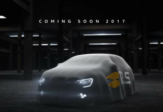 Vidéo - Renault Mégane RS : un coin du voile #1
