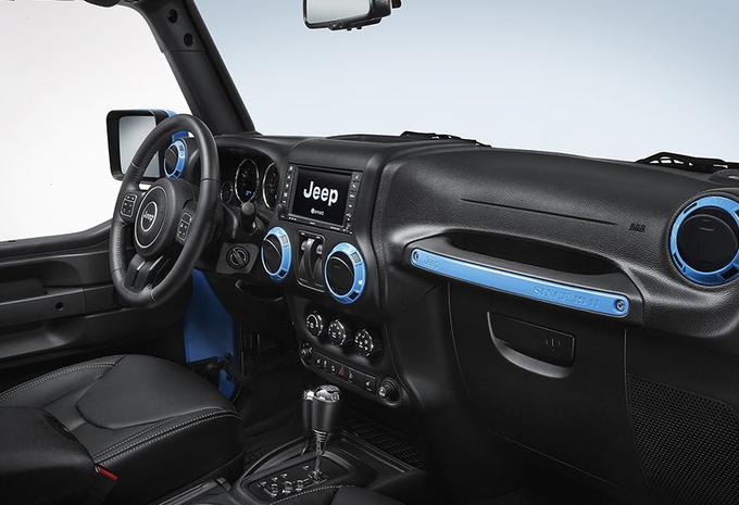Jeep Wrangler als extra stoere Mopar One #5