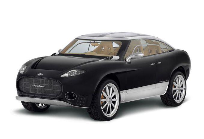 Spyker : un SUV luxueux et... hybride pour 2018  #1