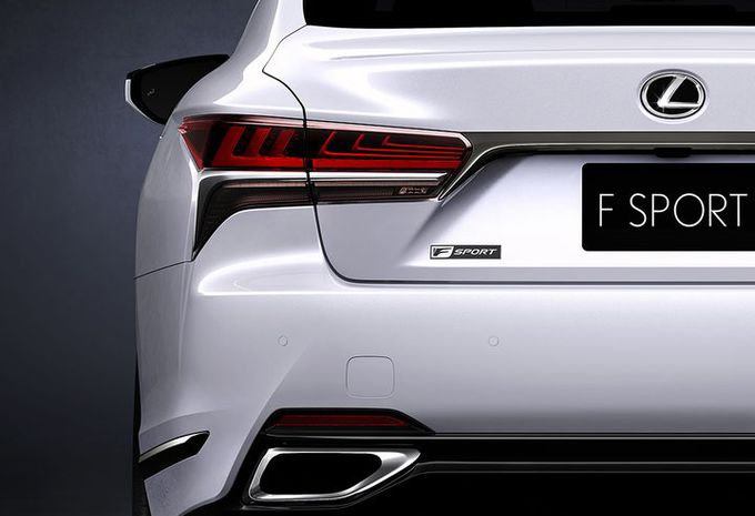 Lexus : une finition F Sport plus sportive pour les LS ! #1
