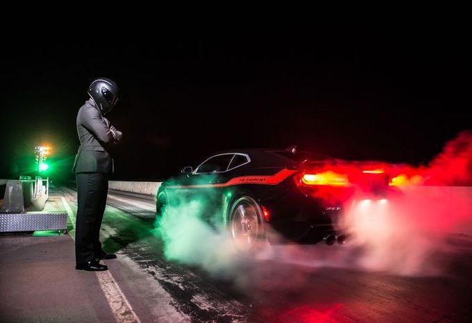 Hennessey Camaro ZL1 The Exorcist #1