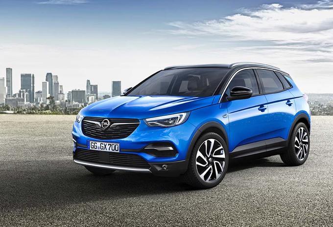 Opel Grandland X: La La Land… X #1