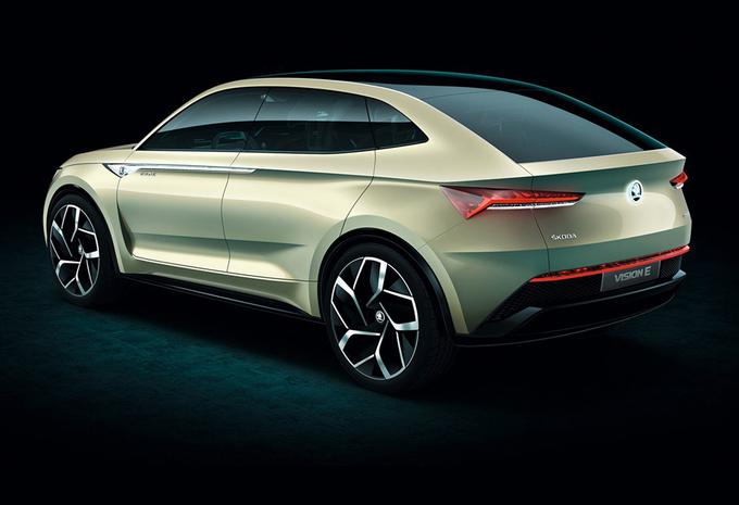 Fotos Skoda Vision E Concept - SUV met de S van Sexy - AutoWereld