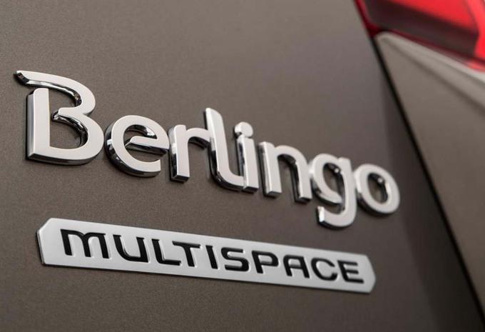 Citroën Berlingo 2018 : premières infos #1