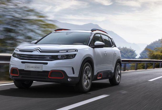 VIDÉO - Citroën C5 Aircross : amortisseurs à butées hydrauliques #1