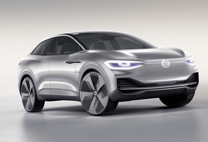 ID Crozz is de Vision E van Volkswagen #1