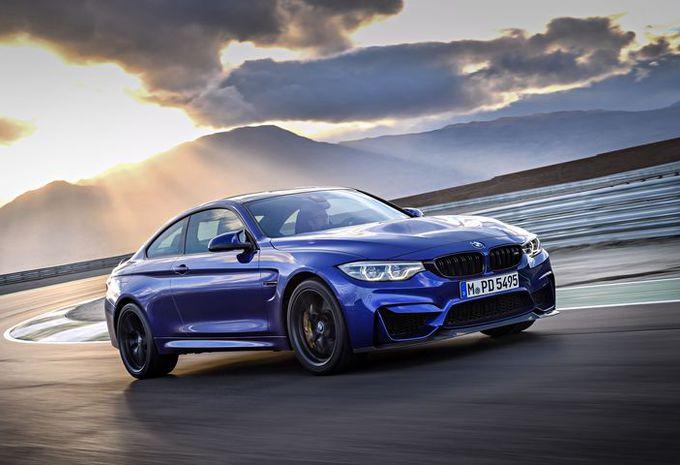 BMW M4 CS : entre Competition Package et GTS #1