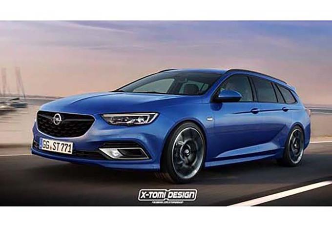 Opel : 500 chevaux pour la future Insignia OPC ? #1