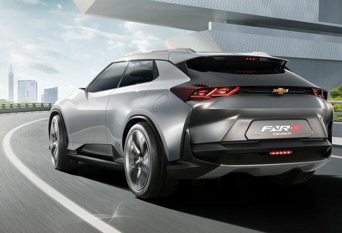 Chevrolet FNR-X Concept : SUV sportif #2