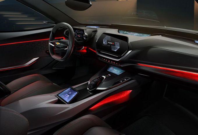 Chevrolet FNR-X Concept : SUV sportif #4