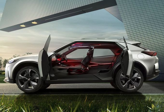 Chevrolet FNR-X Concept : SUV sportif #5
