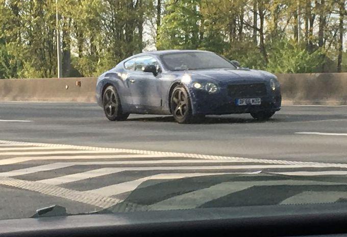 La future Bentley Continental GT surprise par nos lecteurs #4