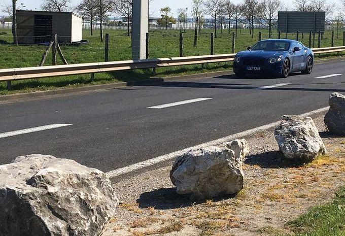La future Bentley Continental GT surprise par nos lecteurs #7