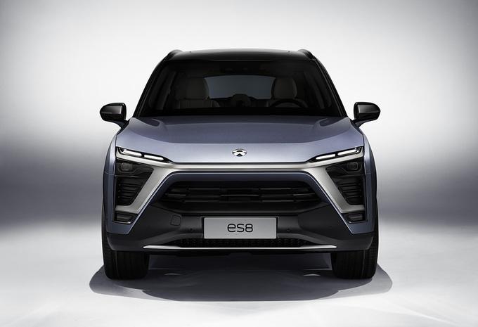 Nio ES8 is SUV, geen supercar #1