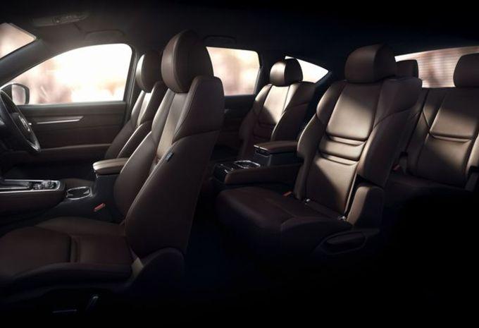 Mazda CX-8 : SUV de 4,90 m au Diesel pour le Japon #1